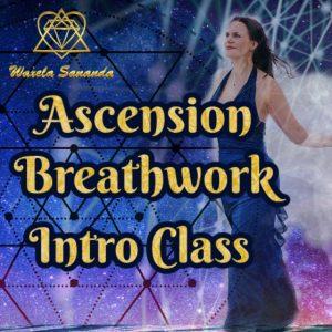 Ascension Breathwork Intro Class