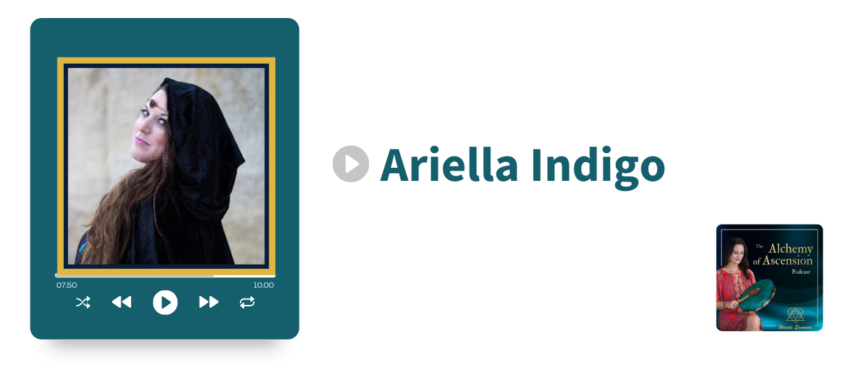 Read more about the article Awakening Your Creation Code with Ariella Indigo