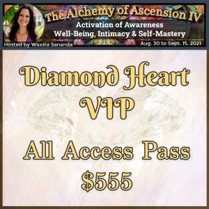 Diamond Heart VIP AoA4
